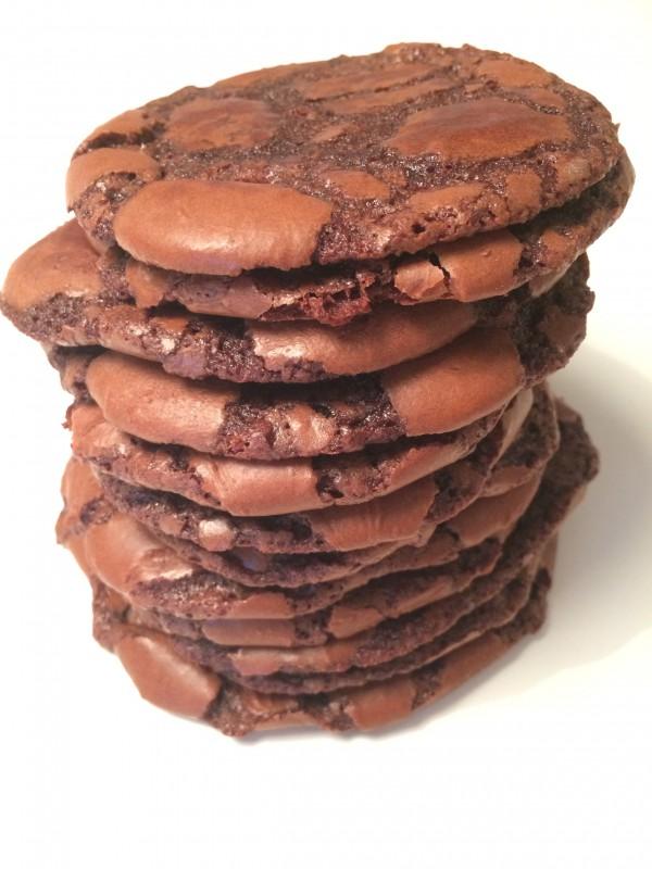 Nutellacookies