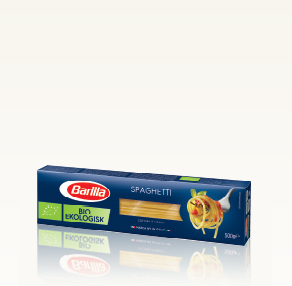 Ekologisk pasta